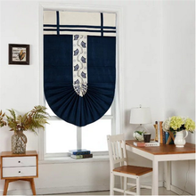 Roman blind curtain design blackout curtain fabric window door curtain