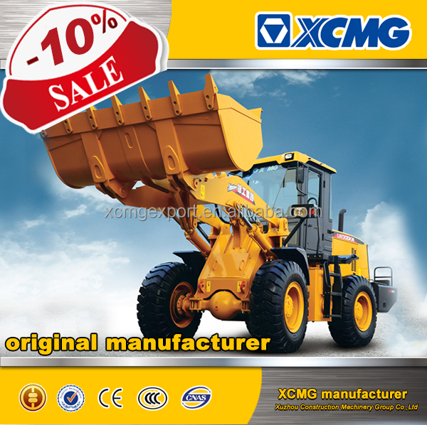 XCMG LW800K Chinese 8ton wheel loader for sale