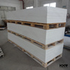 "1/2"" acrylic solid surface , artificial stone resin sheets"