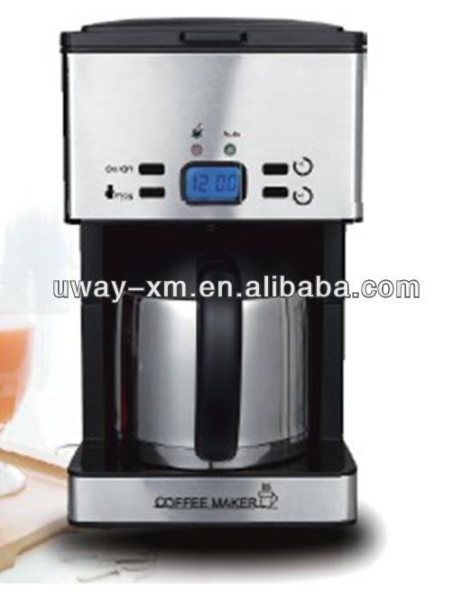 1.2L Automatic Electric Espresso Coffee Maker With Grinder/home coffee machine