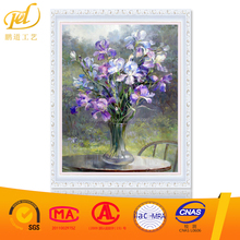 DIY 5D Diamond Flowers Canvas Oil Painting Rhinestones Mosaic Embroidery Kits for Needlework y117