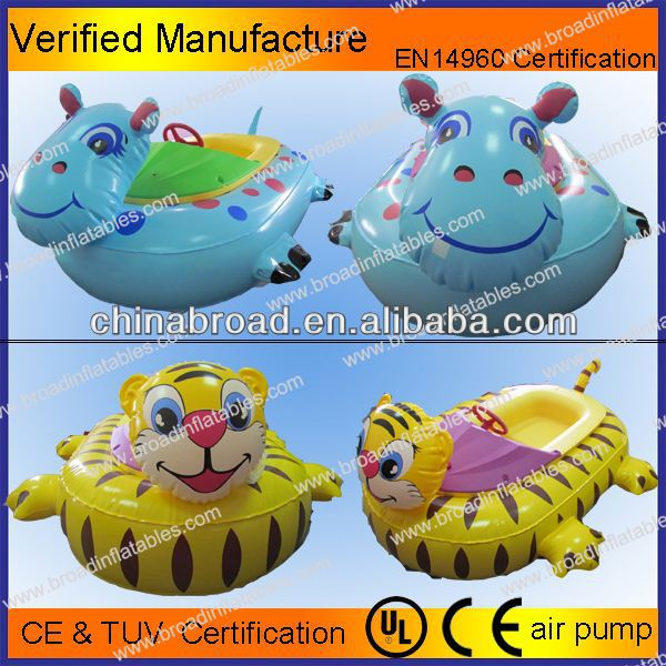 Colorful and animals style water fun products