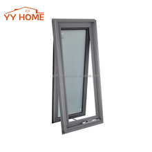 YY Home aluminum profiles windows aluminum awning window aluminum top hung windows