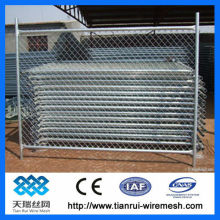 Cheap chain link fence panel (low price and best quality)