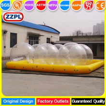 Super fun inflatable water ball/ floating ball toy for sale