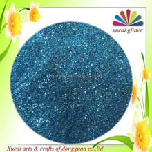 2015 New fashion glitter pigment blue for Printing,Arts&crafts