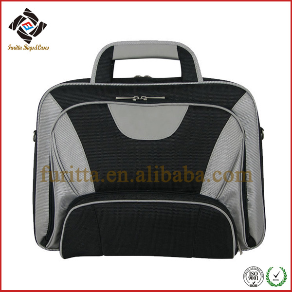 15.6 inch Nylon Messenger Laptop Bag for Dell Notebook