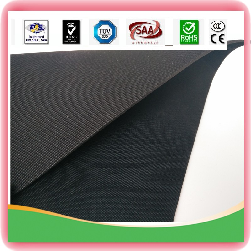 China Supply Of Greatwall Rubber Fabric Impression Mat