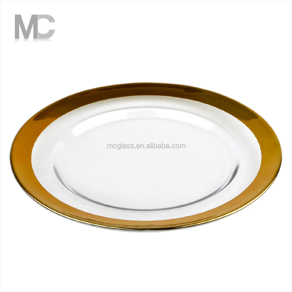 charger plate buy gold silver decoration charger plate wholesale