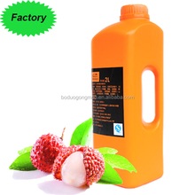Professional production Healthy and delicious Juice Syrup Concentrated Litchi Juice