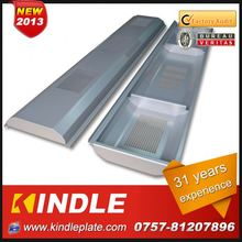 Kindle OEM Experienced CNC aluminium sheet manufacturing process ISO9001:2008