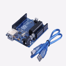 USB AB cable and Board For Uno R3