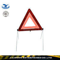 24 hours replied Long Distance Visibility triangle car warning light