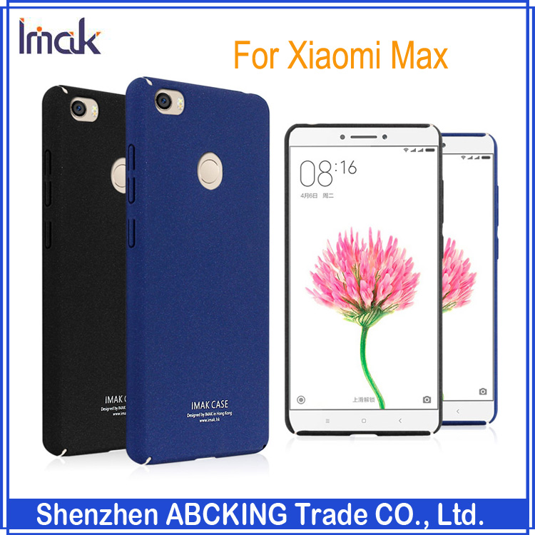 imak Exquisite Version Cowboy Shell Cover Case For Xiaomi Max Retail Box