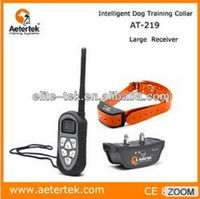 Bestseller !electronic dog collar,innotek dog training collar with LCD display and warranty for AT-219