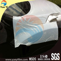 temporary surface car paint protection film