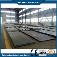 Metal structures boron steel plate
