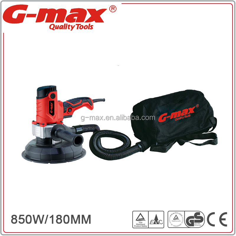 G-max 850W 180MM Giraffe Drywall Sander With Automatic Vaccum System GT11918