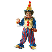 kids carnival clown costumes for circus