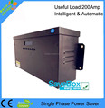 single phase electric Power saver/home power saver/power saver box made in China