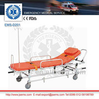 EMS-D201 Aluminum Alloy Mobile Ambulance Stretcher