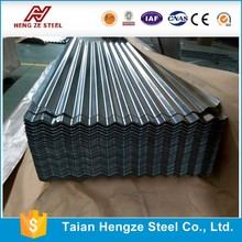 Cold rolled galvanized Corrugated Steel Roofing Sheet/Zinc Aluminum Roofing