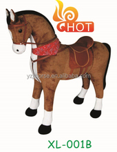 Walking Horse Plush Toy