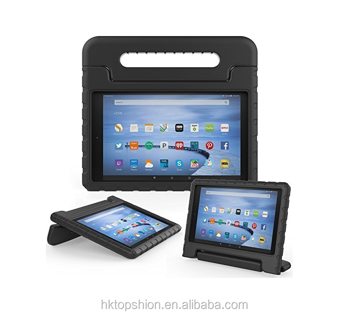 Best quality professional silicone rubber eva case for amazon kindle fire hd 10.1