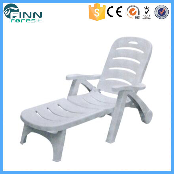 Best Plastic Folding Modern Beach Chaise Lounge Chair