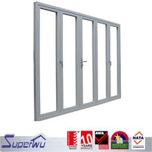 AS1288 standard aluminium folding bathtub shower doors prices