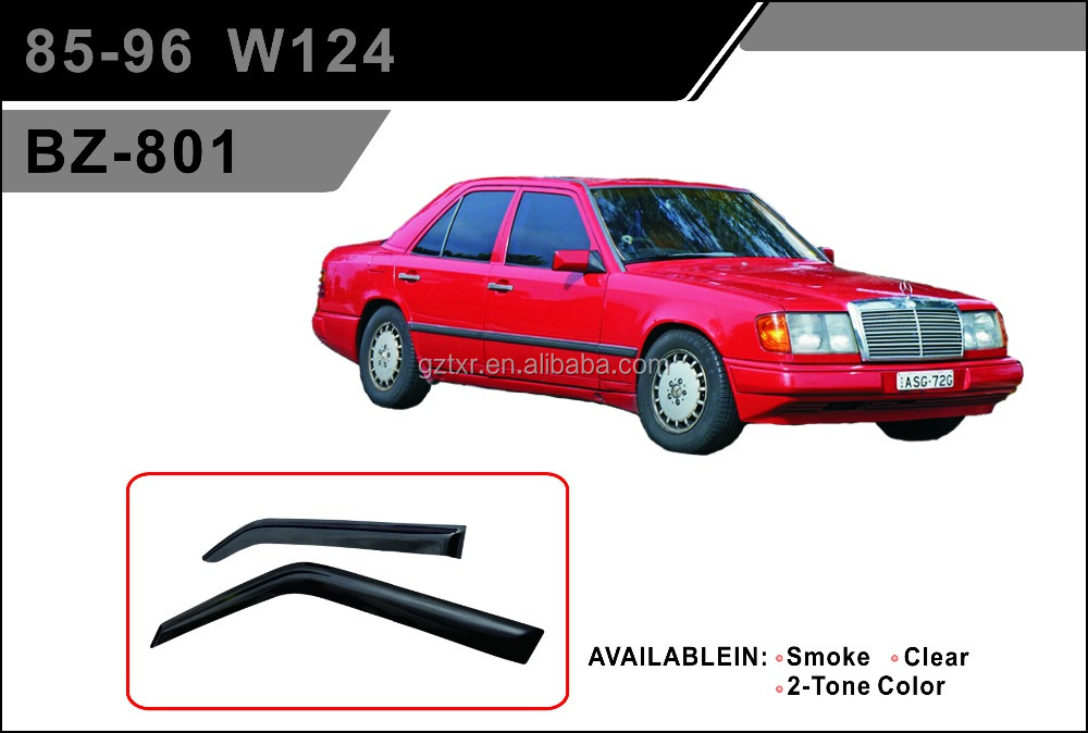 Wind Deflector For 85-96 W124(BZ-801)