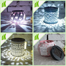 Golden Globe Pressure Lanterns // Custom Color Crafts for wedding decoration kerosene pressure lantern
