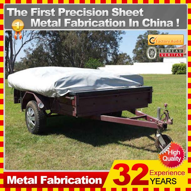 Kindle 2014 Guangdong Professional heavy duty Atv farm trailer