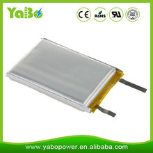 1200mAh 623845 li-ion polymer battery