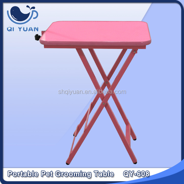 pet folding grooming small table QY-608