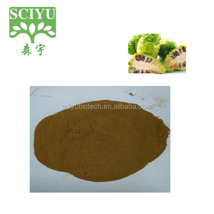 Sciyu Supply Natural Morinda Citrifolia Extract 5:1 10:1 20:1