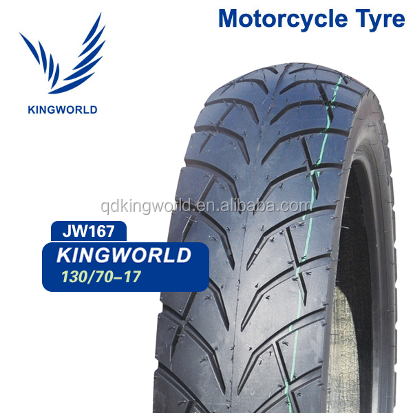 Sport Turing Tubeless Motorcycle Tire 130/70-17