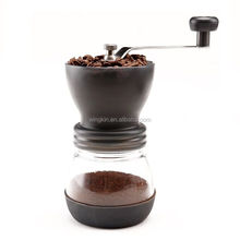 Dishwasher safe coffee grinder/grinder Manual Ceramic Burr grind coffee mill