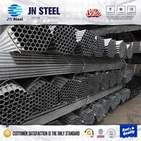 Hot selling erw round pre galvanized pipe / tube build materials made in China