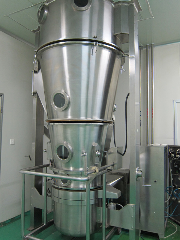 DLB Fluid Bed Coater/ Enteric coated medicine coating machine