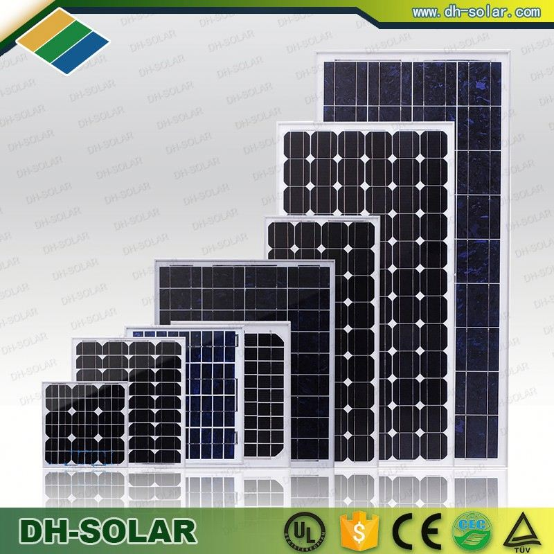 Monocrystalline Silicon Material and customized Size folding solar panel for campine use