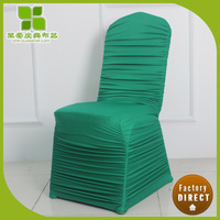 cheap Spandex ruched chair covers