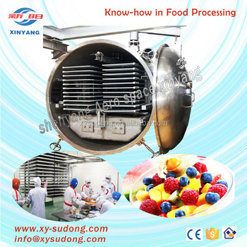 new designed freeze drying equipment manufacture