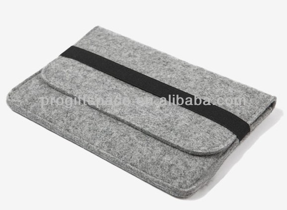 2017 hot sell handmade laptop/pad cover polyester felt 5 inch mobile phone case made in China