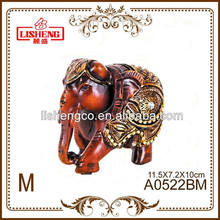 Indian gift items furnishing articles resin elephant sculpture A0522BM