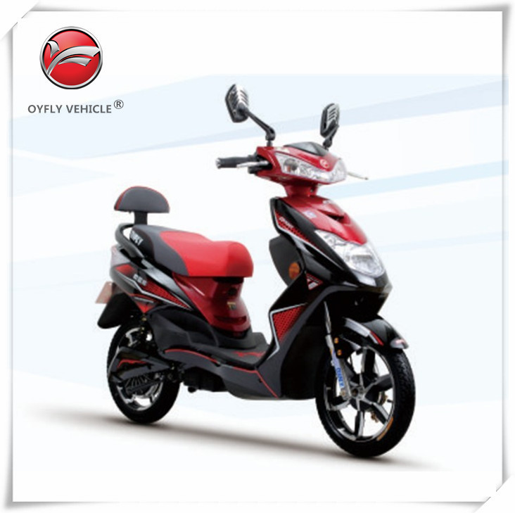 48V12AH Battery 600W Electric Motorcycle with CE Certification