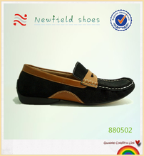 Kids shoes manufactures china fashion loafers