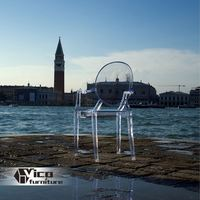 manufacturer best price designed by famous desginer popular vip plastic chair