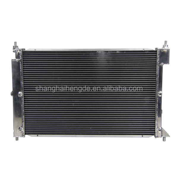 Aluminium radiator for Ford BA BF Falcon V8 Fairmont XR8 XR6 with build-in oil cooler AT