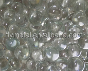 8.0-8.5mm clear glass ball
